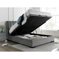 Kaydian design lanchester ottoman bed,plume