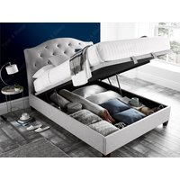 Kaydian design lindisfarne 5ft kingsize ottoman bed