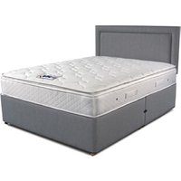 Sleepeezee Memory Comfort 1000 3FT Single Divan Bed
