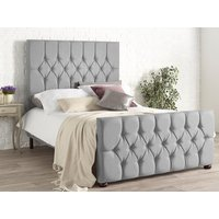 Craft 4FT Small Double Fabric Bedframe