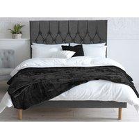 Bohemian 6FT Superking Fabric Bedframe