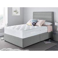 Giltedge beds gel comfort 6ft superking divan bed