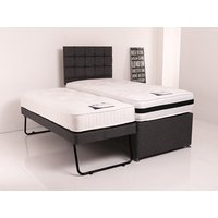 Giltedge Beds Buckingham 1000 Single Divan Guest Bed