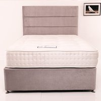 Giltedge Beds Symphony 1500 5FT Kingsize Divan Bed