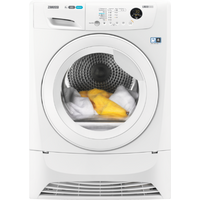 Zanussi ZDH8473NW Condensdrogers Wit