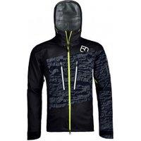 Ortovox - 3L Guardian Shell Jacket - Ski jacket size M, black