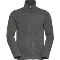 Vaude - Merone Jacket - Wool jacket size XL, black/grey