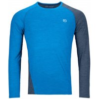 Ortovox - 120 Cool Tec Fast Upward Long Sleeve - Sport shirt size M, blue