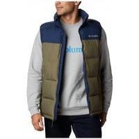 Columbia - Pike Lake Vest - Synthetic vest size XXL, grey/black