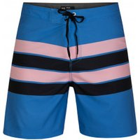 Hurley - Phantom Easy 18 - Boardshorts size 28, blue/black
