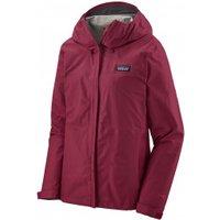 Patagonia - Women's Torrentshell 3L Jacket - Waterproof jacket size XL, red/purple