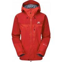 Mountain Equipment - Women's Manaslu Jacket - Waterproof jacket size 8, red
