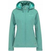 Vaude - Women's Saria Jacket - Waterproof jacket size 38, turquoise