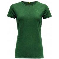 Devold - Women's Valldal Tee - Merino base layer size XL, olive