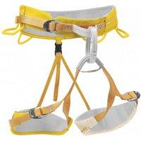 Skylotec - Women's Granite Sport / Allround - Climbing harness size S, grey/orange/sand