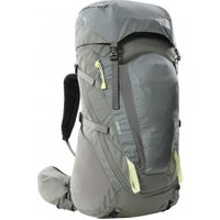 The North Face - Women's Terra 55 - Walking backpack size 55 l - XS/S, grey/black