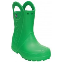 Crocs - Kids Rainboot - Wellington boots size C8, green