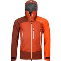 Ortovox - Westalpen 3L Jacket - Waterproof jacket size XL, red
