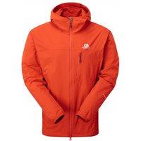 Mountain Equipment - Echo Hooded Jacket - Softshelljacke Gr L;S;XXL schwarz*