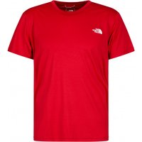 The North Face - Reaxion Amp Crew - Sport shirt size L, red