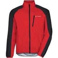 Vaude - Drop Jacket III - Cycling jacket size S, red/black