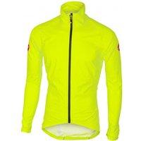 Castelli - Emergency Rain Jacket - Cycling jacket size 3XL, green