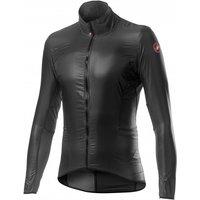 Castelli - Aria Shell Jacket - Cycling jacket size XL, black