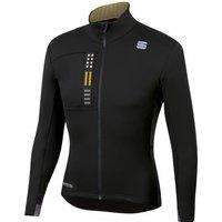 Sportful - Super Jacket - Cycling jacket size XL, black