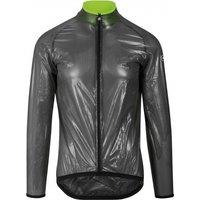 ASSOS - Mille GT Clima Jacket Evo - Cycling jacket size 3XL, black/grey