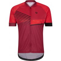 Ziener - Nofret Tricot - Cycling jersey size 58, red/pink