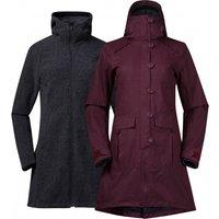 Bergans - Women's Bjerke 3In1 Coat - Coat size XS, purple/black