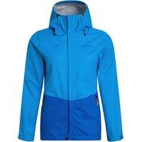 Berghaus - Women's Deluge Vented Shell Jacket - Waterproof jacket size 16, blue