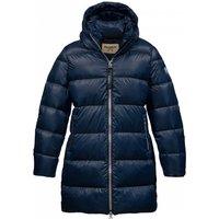 Dolomite - Women's Cingquantaquattro Special Parka - Coat size L, blue/black