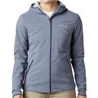 Columbia - Women's Heather Canyon Softshell Jacket - Softshell jacket size M, grey