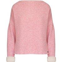 STAPF - Women's Nicoletta Double - Wool jumper size XL, pink/sand