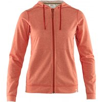 Fjallraven - Women's High Coast Lite Hoodie - Fleece jacket size M, red