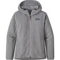 Patagonia - Women's Lightweight Better Sweater Hoody - Fleece jacket size XS, grey