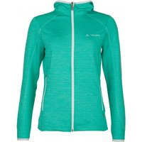 Vaude - Women's Hiuma Jacket - Fleece jacket size 42, turquoise