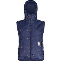 Maloja - Women's AlfraM. Vest - Synthetic vest size M, blue