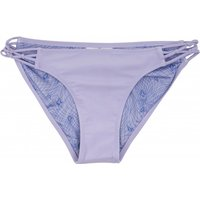 Volcom - Women's Simply Solid Full - Bikini-Bottom Gr L grau