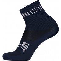 Ale - Strada Q-Skin Socks - Cycling socks size 44/47 - L, black