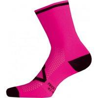 Nalini - Ais Lampo 2.0 H19 - Radsocken Gr L/XL;XXL schwarz/grau;rosa;grau