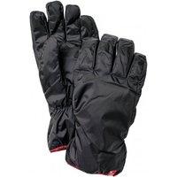 Hestra - Swisswool Merino Liner 5 Finger - Gloves size 10, black