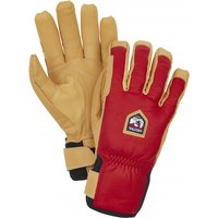 Hestra - Ergo Grip Incline 5 Finger - Gloves size 11, red/sand/orange