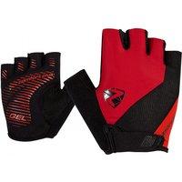 Ziener - Collby Bike Glove - Gloves size 8,5, black/red