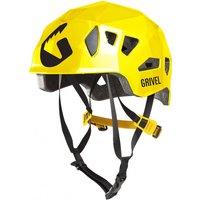 Grivel - Helmet Stealth HS (Hardshell) - Climbing helmet size 55-61, yellow/black