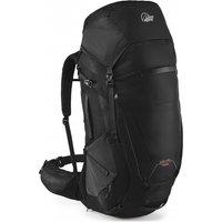 Lowe Alpine - Escape Trek 60-70 - Travel backpack size 60-70 l - L-XL: 53-58 cm, black