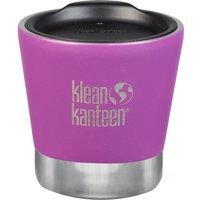 Klean Kanteen - Tumbler Vacuum Insulated - Mug size 237 ml, pink/grey