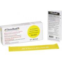 Thera-Band - Loop - Fitnessband Gr 13 cm / 7,6 cm x 20,5 cm gelb