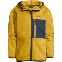 Kinder Fleecejacke Gelb - Kid's Kikimora Jacket Vaude